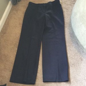 Ann Taylor blue dress pants